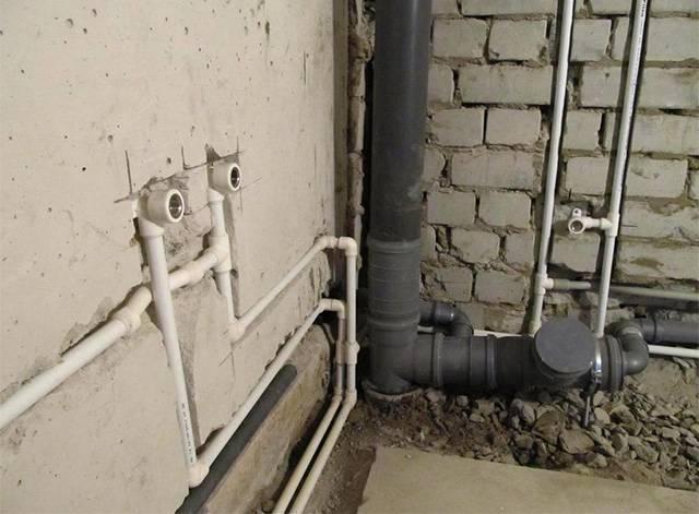 Проводка воды из скважины в дом