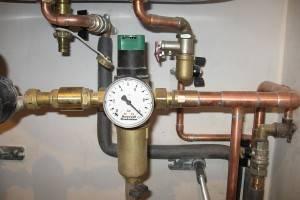 Давление в системе водоснабжения многоквартирного дома