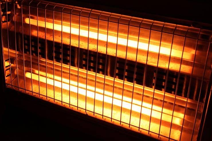 Газовый нагреватель воздуха