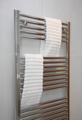 Как правильно установить полотенцесушитель