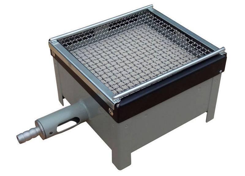 Газовая инфракрасная печь