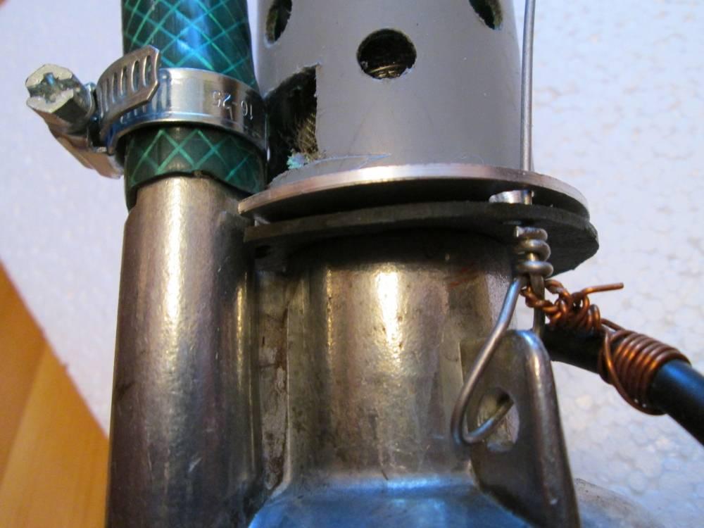 Фильтр для погружного насоса