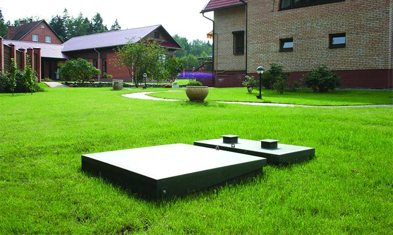 Канализационные системы для частного дома