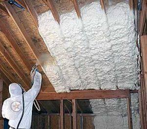 Как утеплять крышу