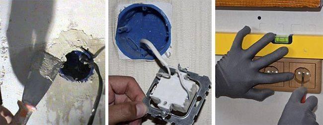 Коронка для подрозетников по бетону диаметр