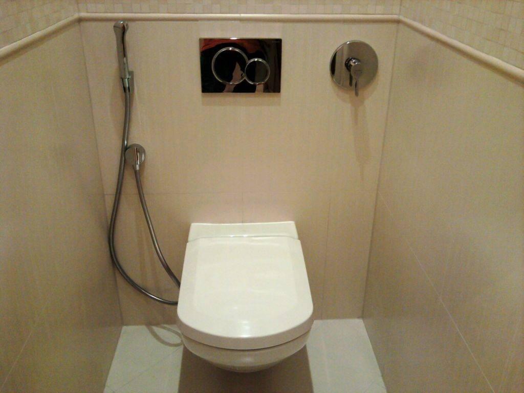 Гигиенический душ установка