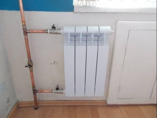 Классификация систем водяного отопления