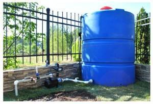 Емкости для воды для дачи