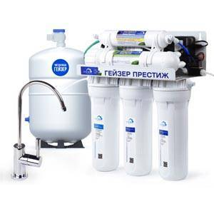 Очистка воды для частного дома