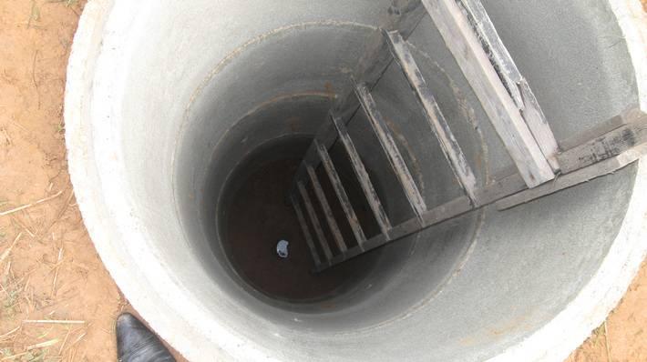 Закончилась вода в колодце что делать