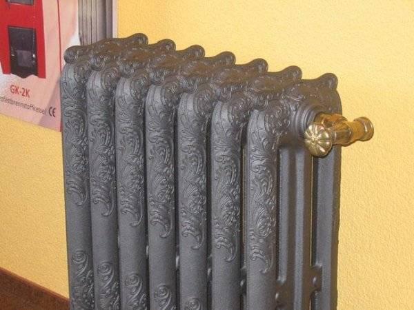 Радиатор чугунный характеристики