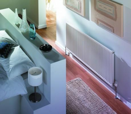 Алюминиевые радиаторы отопления размеры