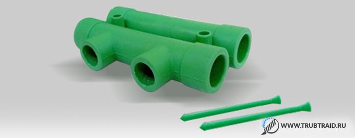 Трубы пп для водопровода