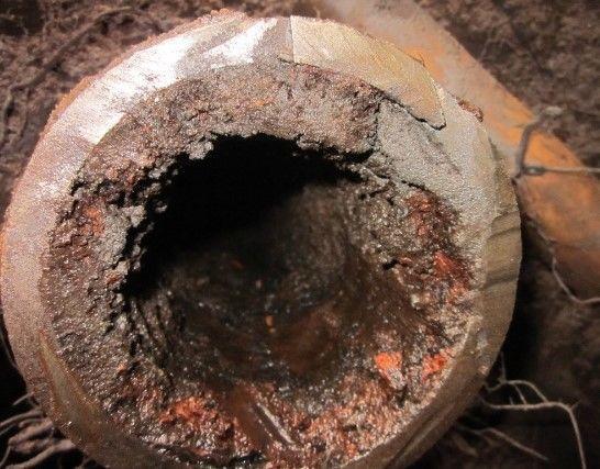 Пропускная способность трубопровода по диаметру