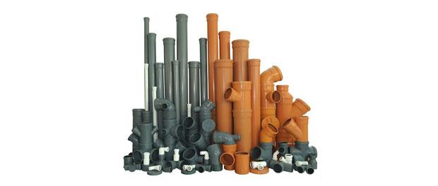 Канализационные трубы для наружной канализации размеры