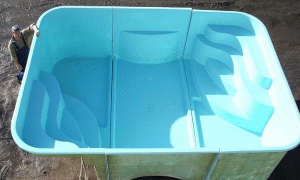 Емкость для бассейна