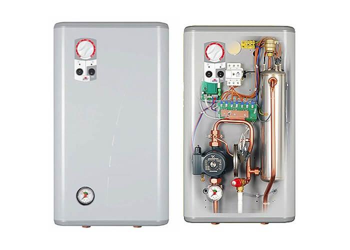 Экономичный электрический котел для отопления частного дома