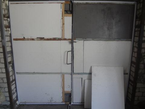 Чем утеплить гараж изнутри