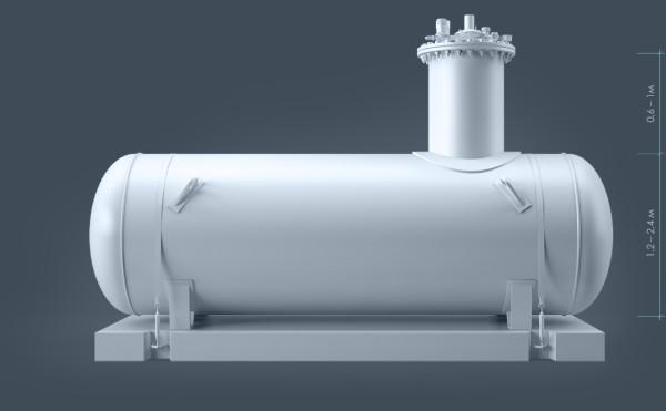 Расход газа на отопление дома 150 м2