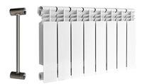 Монолитные биметаллические радиаторы отопления