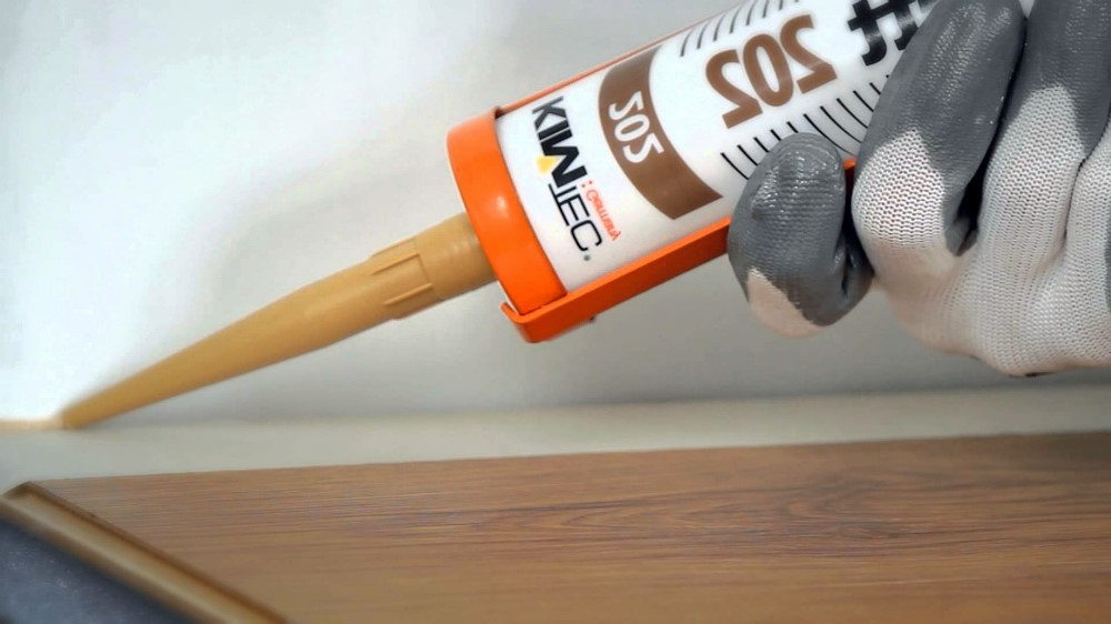 Сколько сохнет силиконовый герметик санитарный