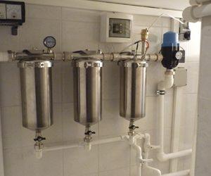 Исследование питьевой воды