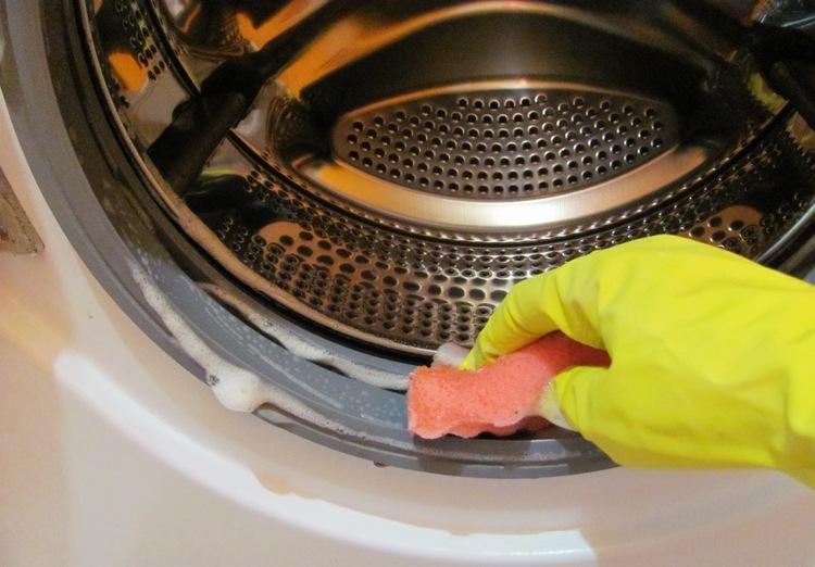 Запах из стиралки как устранить