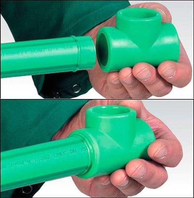 Инструмент для сварки полипропиленовых труб